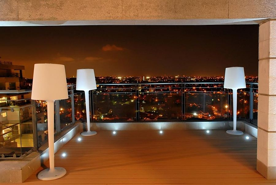 In floor lighting 10 sparkling ways to highlight and style for Balcony lights