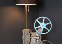 Industrial Keystone Regal 8MM projector lamp from LightAndTimeArt