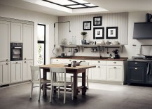 Rediscover the Past: 11 Cozy Kitchens Inspired by the Shabby Chic Trend