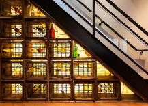 Today, We Turn To The Space Under The Staircase, As It Plays Host To Some  Of The Best Wine Storage Units.