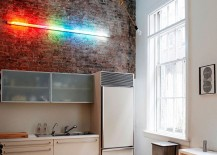 Interesting-use-of-lighting-highlights-the-exposed-brick-wall-in-the-double-height-kitchen-217x155