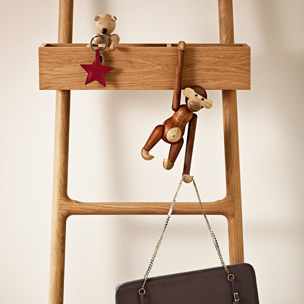 Kay Bojesen Wooden Bear and Monkey