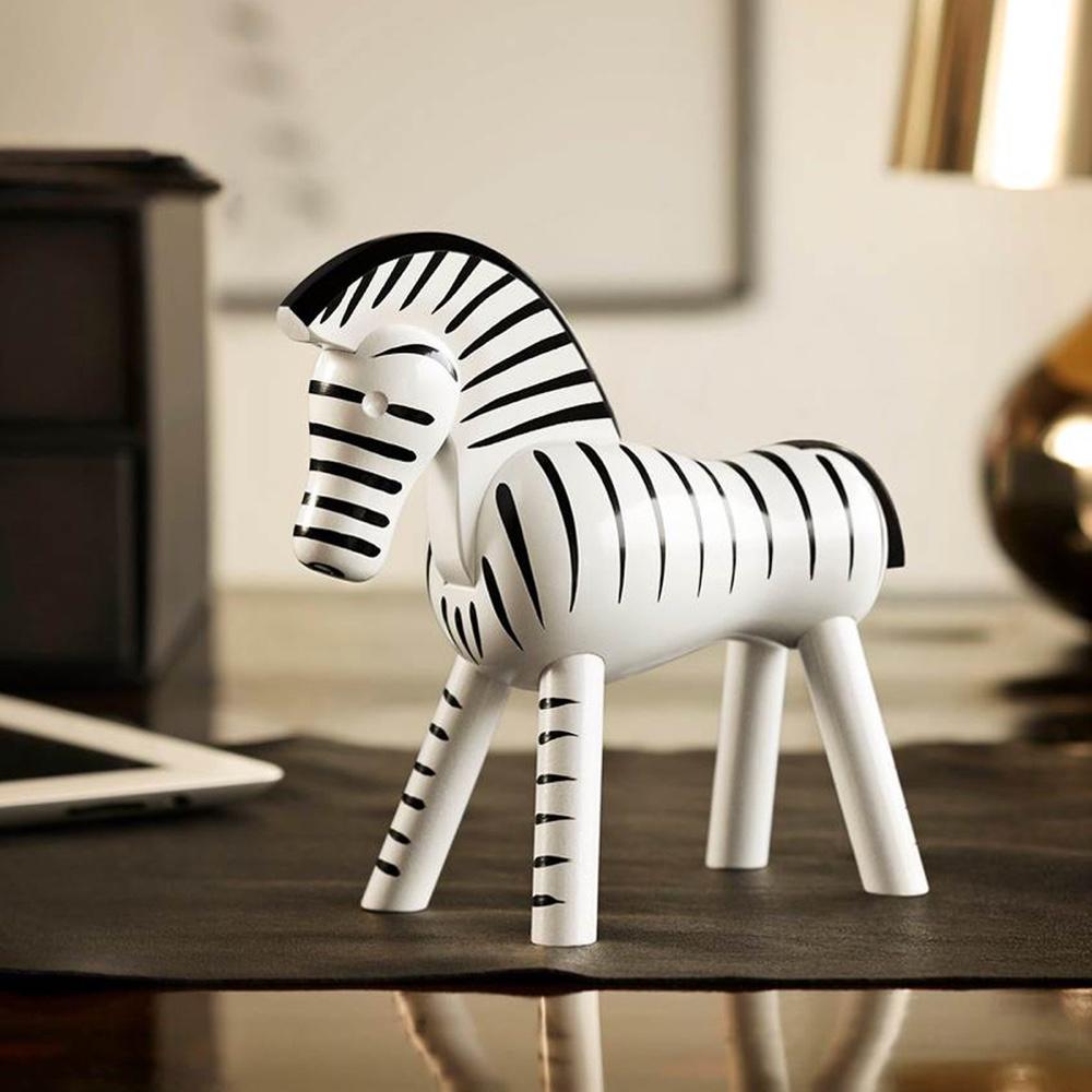 Kay Bojesen Wooden Zebra