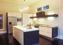 Kitchen pendant lighting adds vibrant illumination 217x155 The Beauty of Suspended Lighting