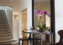 Large-full-length-mirror-with-table-and-chairs-in-entryway-217x155
