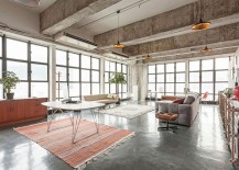 Pragmatic Design and Hidden Spaces: Industrial Loft in Hong Kong
