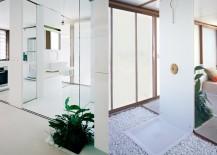 LoftCube interior by Werner Aisslinger