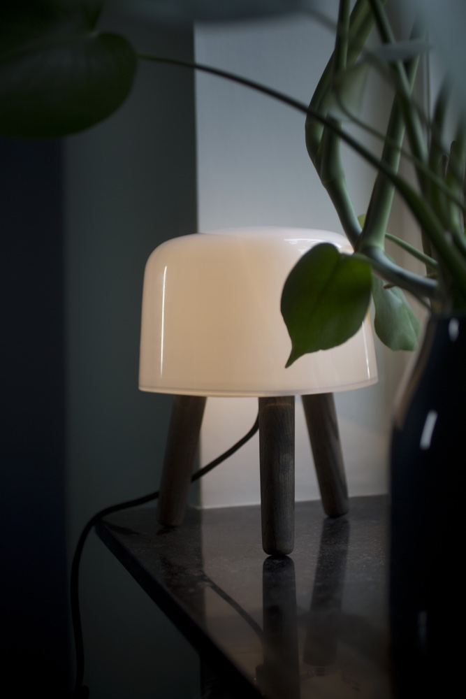 Milk Table Lamp by Norm Architects