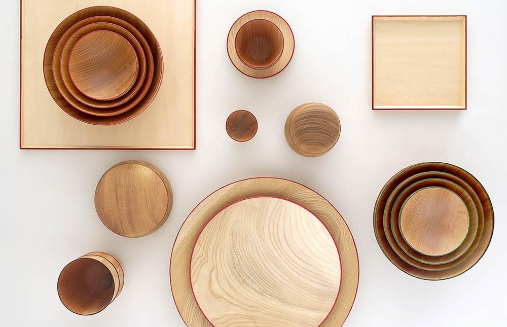 Miyake Design tableware