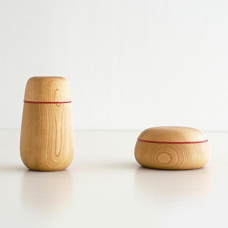 Miyake Design wooden tableware