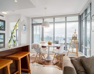 Hot Property: Luxury Condo in Vancouver for the Hip Urban Denizen