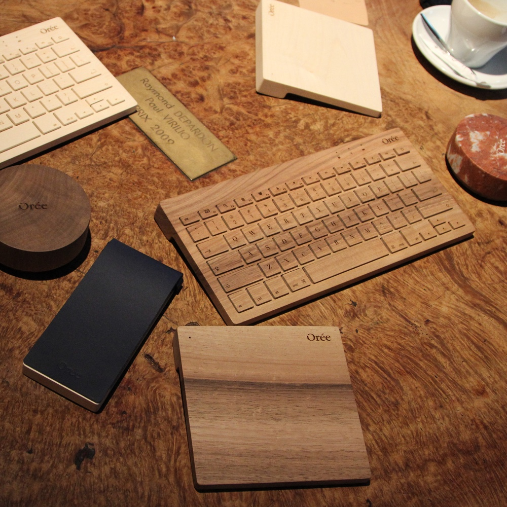 Orée Crafted Keyboards