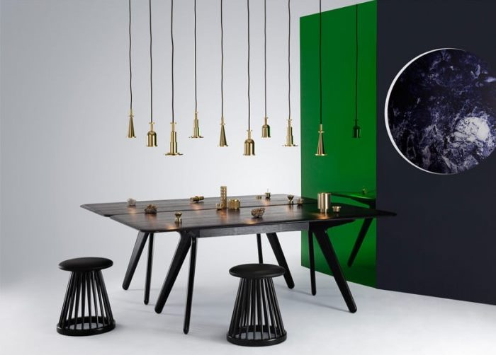 Pendant lighting from Tom Dixon