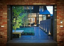 Perfect way to turn the courtyard or backyard into a stunning showstopper after sunset