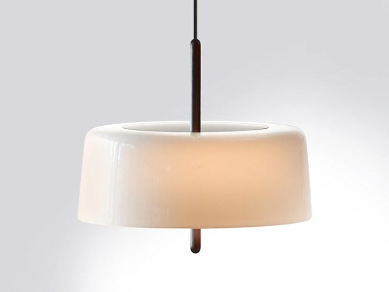 Porcelain pendant lamp by Tobias Grau