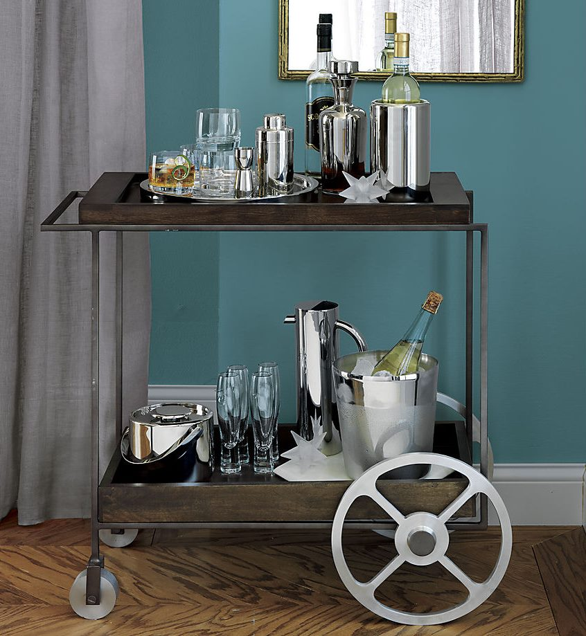Porter Bar Cart from CB2