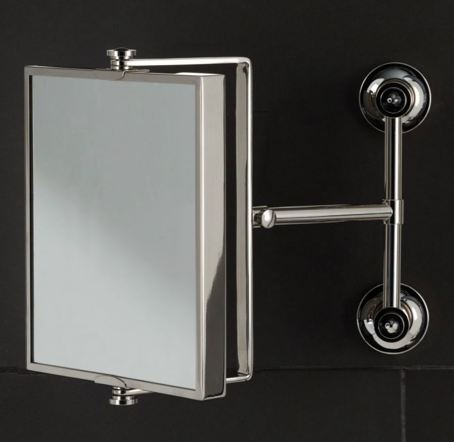 Rectangular extension mirror from Restoration Hardware