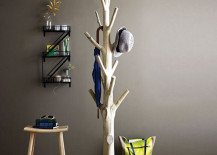 Recycled Mangosteen Coatrack from Dot Bo 217x155 15 Cool Coat Racks That Really Branch Out