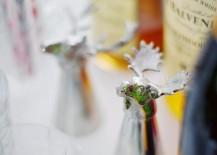 Reindeer bottle stopper