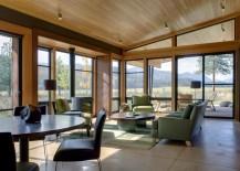 Wonderful Spotlights In The Living Room