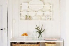 50 fabulous shabby chic kitchens that bowl you over - Shabby chic modern kitchen ...