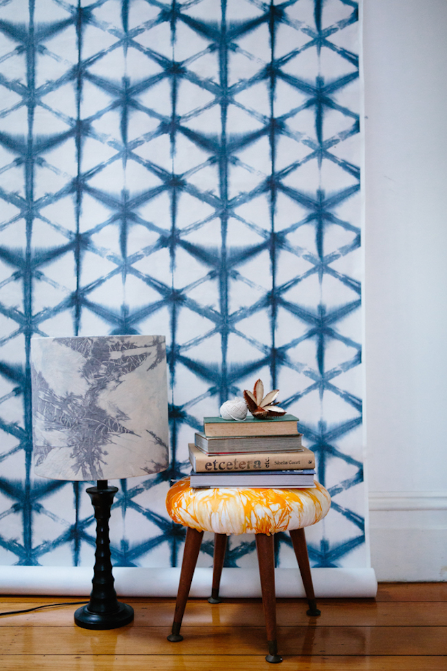 17 Beautiful Decorative Uses Of Shibori Indigo Patterns