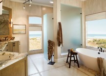 Soaking-bathtub-and-shower-shape-a-fabulous-spa-styled-bath-217x155