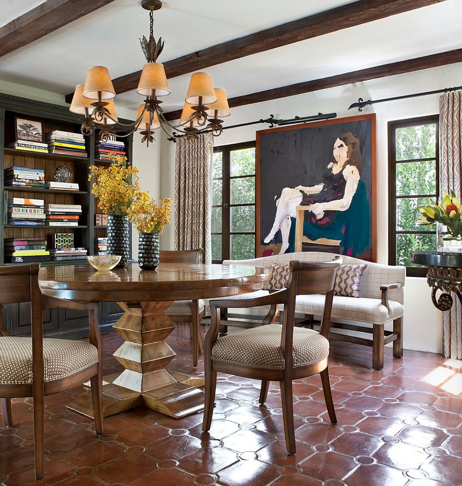 20 Interiors That Embrace the Warm, Rustic Beauty of ...