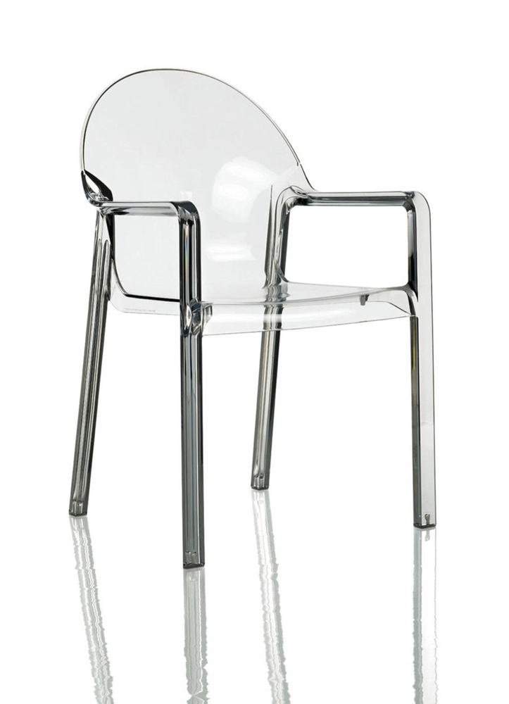 Stacking chair for Magis