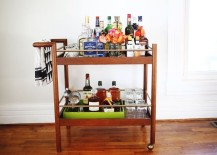 Stocked-bar-cart-from-A-Beautiful-Mess-217x155