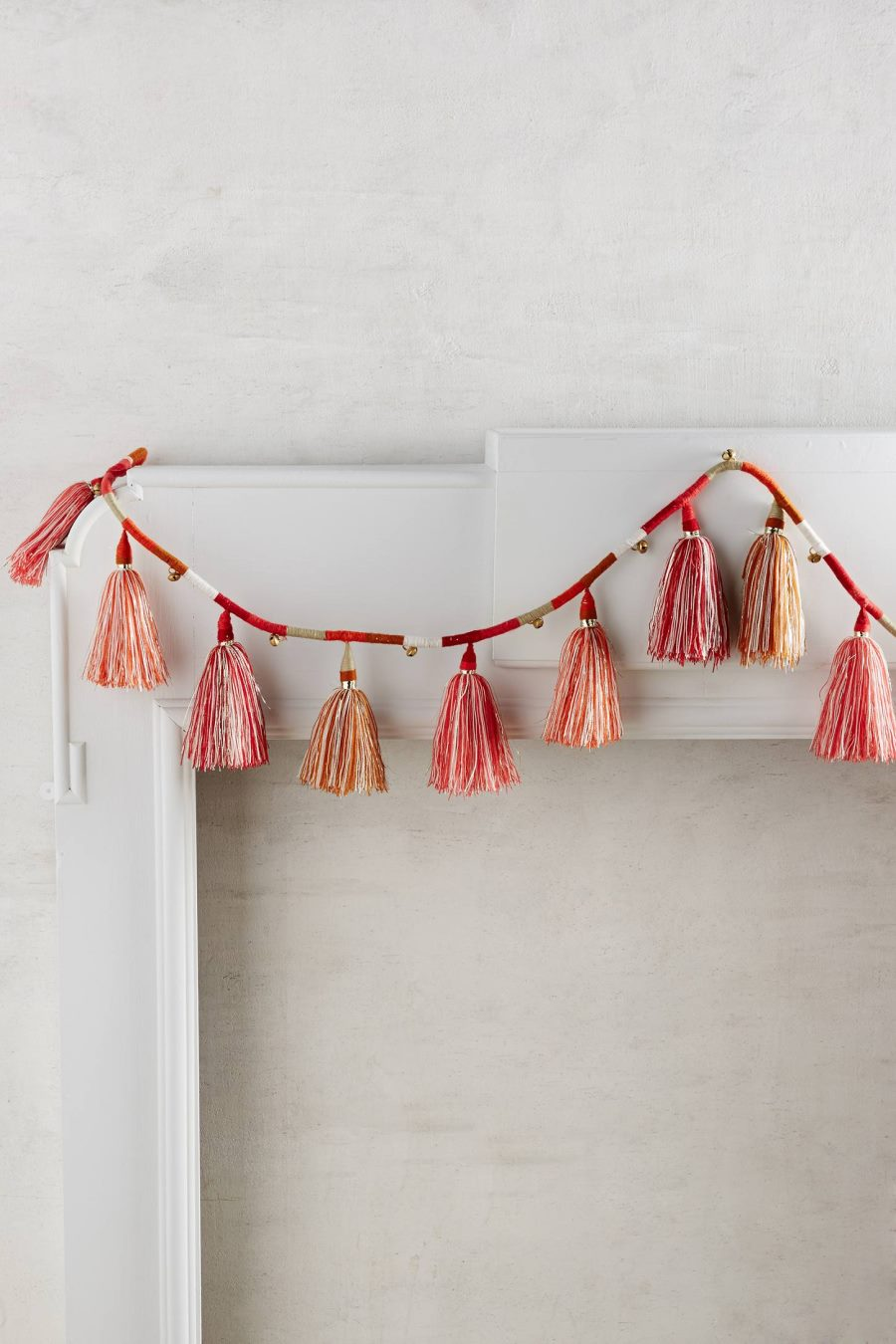 Tassel garland from Anthropologie