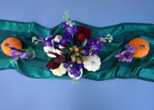 Thanksgiving-centerpiece-with-flowers-and-pumpkins-217x155