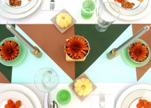 A Modern Thanksgiving Table Idea