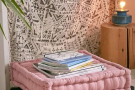 How to Add the Color Pink to a Modern Room