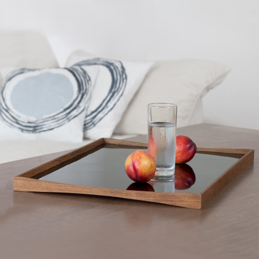 Turning Tray designed by Finn Juhl