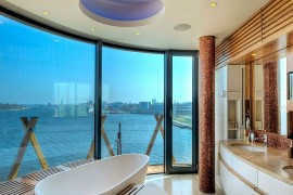 20 Luxurious Bathrooms With A Scenic View Of The Ocean Part 73