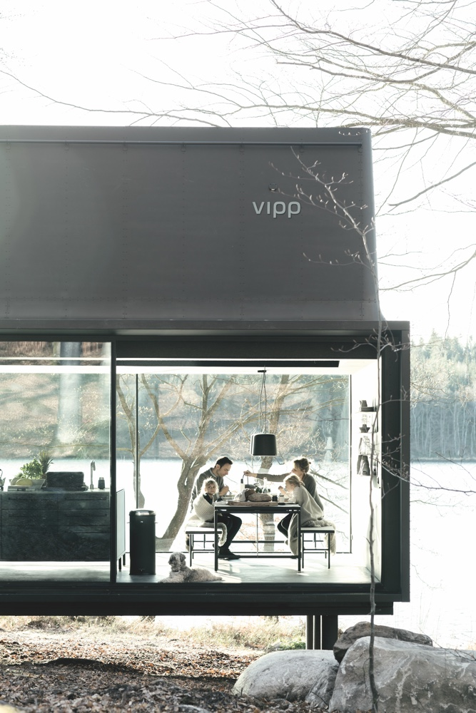 Vipp Shelter Egelunds DIning