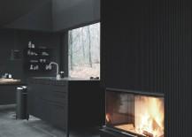 Vipp Shelter Fireplace