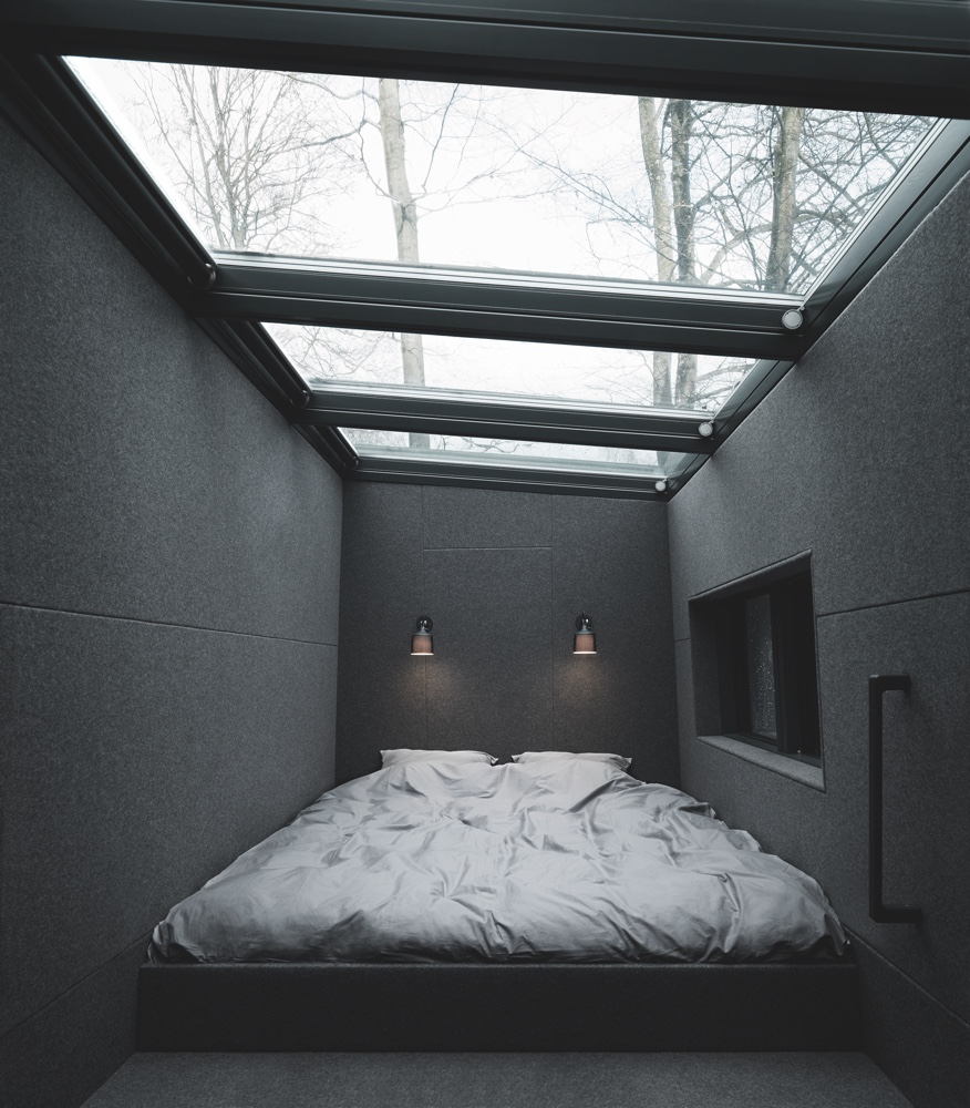 Vipp Shelter Sleeping Area