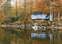 Vipp Shelter by lake 217x155 3 Firms Making Outstanding Contemporary Modular Homes