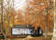 Vipp Shelter in Autumn 217x155 3 Firms Making Outstanding Contemporary Modular Homes