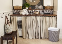 Washer-and-dryer-hidden-with-a-simple-curtain-217x155
