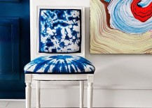 White-chair-with-Shibori-dyed-upholstery-217x155