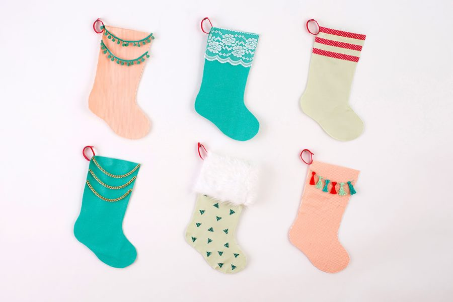 6 DIY stocking ideas from Brit + Co.
