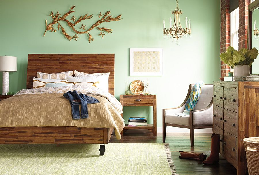 Andover bedroom collection brings together class and coziness [From: Furniture.com]