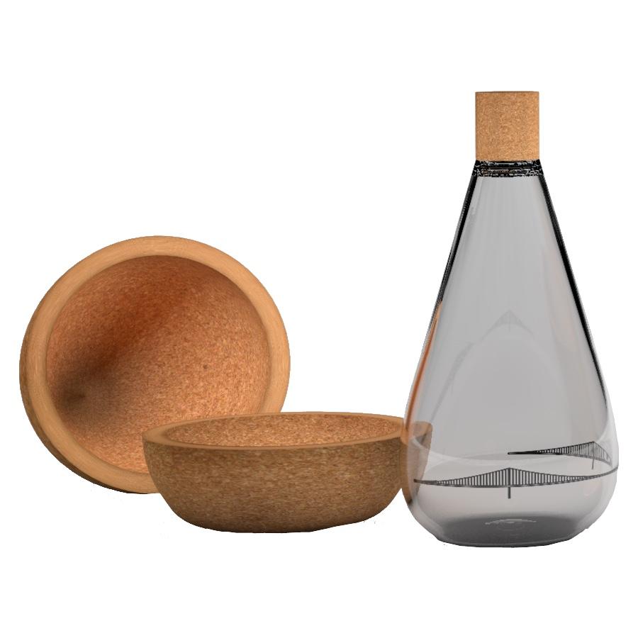 Aqua for tap water
