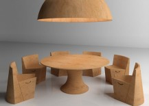 Ayres Cork furniture set 217x155 An Introduction to Cork: 15 Exquisite, Organic Inspirations!