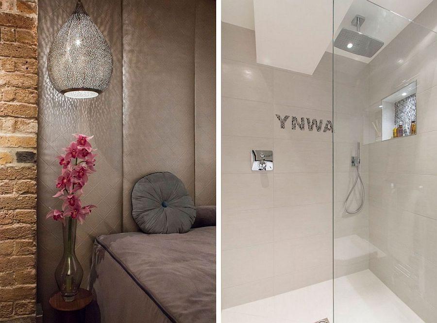 Bathroom designed for the die hard Liverpool fan