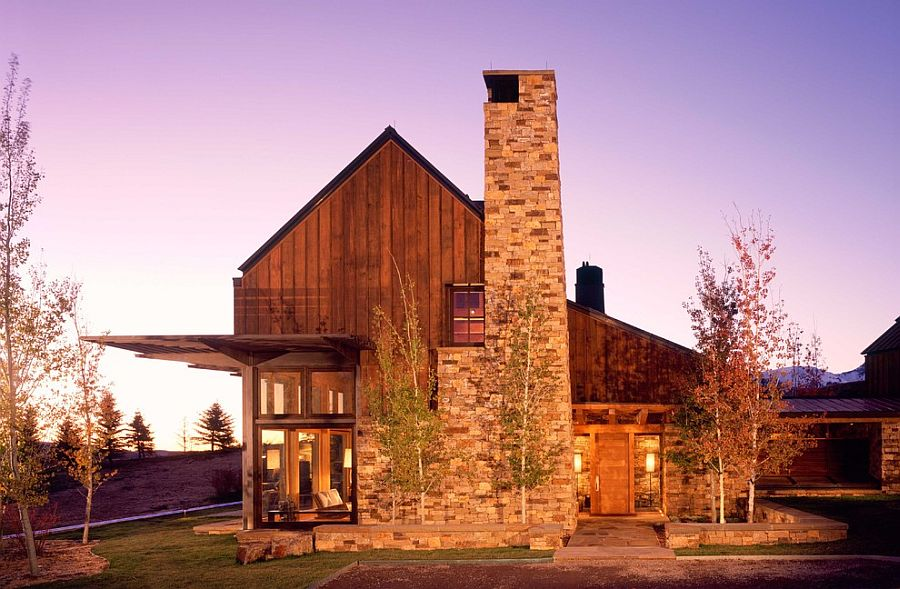Beautiful Wilson Mountain Residence in Colorado