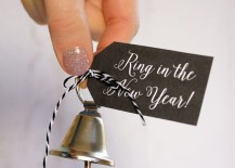 Bells to ring when midnight arrives on New Year's Eve